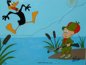 Elmer Fudd: Duck Hunter