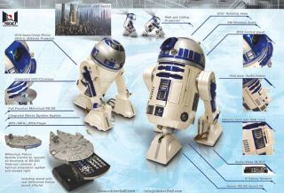 R2-D2 Mobile Entertainment System