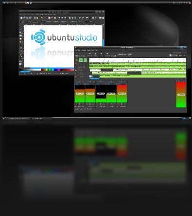 Ubuntu Studio Screenshot