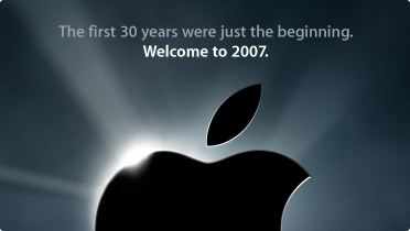 Welcome to 2007