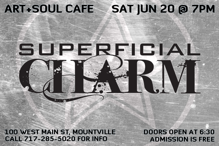Superficial Charm - June 20, 2009