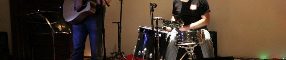 Juan Catorce Band at Columbia Music Night
