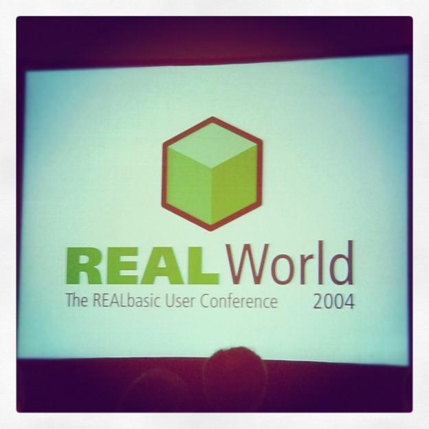 Thankful #20: Real Studio